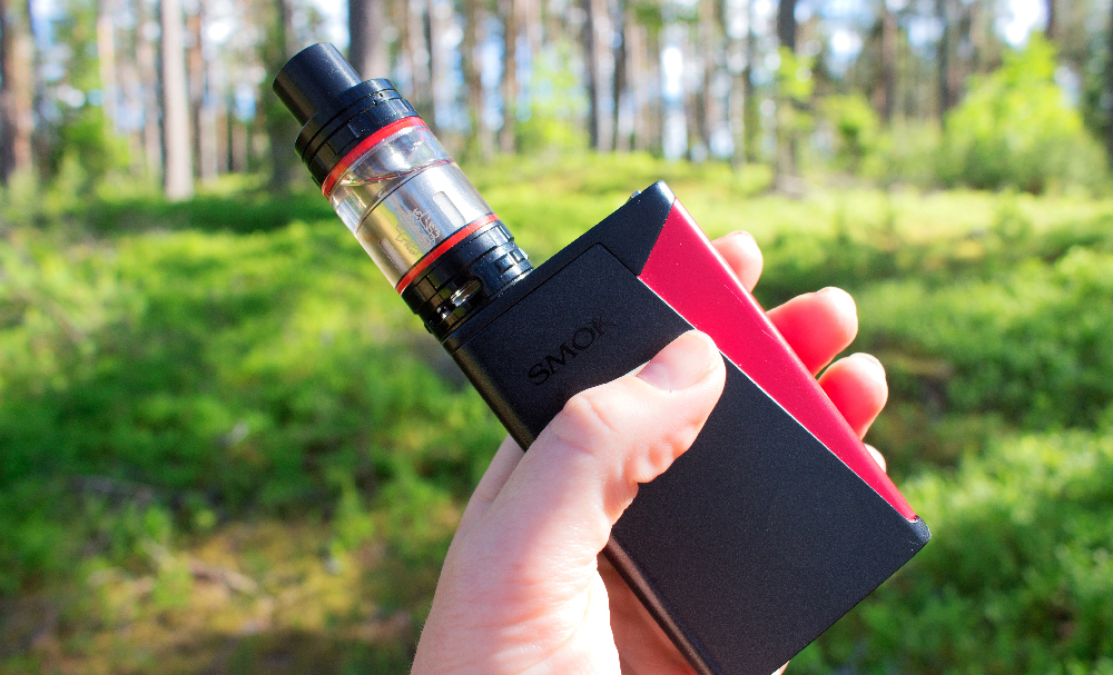 E-cigarettes are dangerous, and are being marketed to minors