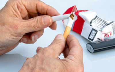 Podcast: People with lung cancer shouldn't feel shame about smoking